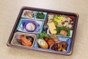 懐石手作り弁当1,000円